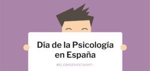 Día de la Psicología en España, aprende conceptos psicológicos